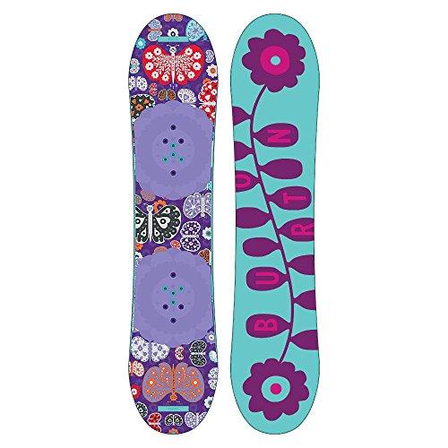 Burton Chicklet Snowboard Girls' 115 (Burton Chicklet Snowboard)