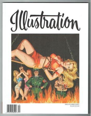 (Illustration Magazine, Issue 40, Winter 2013 )