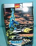model kits marvel - The Beast - Marvel Comics model kit