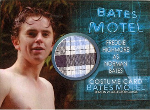 Bates Motel Season 2 Costume Card CFH1 Freddie Highmore as Norman ()