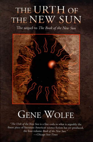 - The Urth of the New Sun: The sequel to 'The Book of the New Sun'