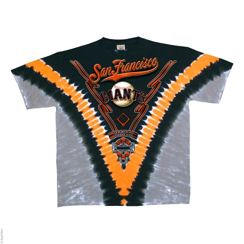 71384534e0ab6 Buy San Francisco Giants V Tie Dye T-shirt (Large) Online at Low ...