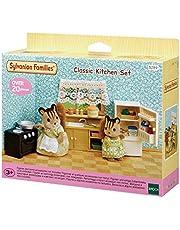 Sylvanian Families - 5289 - Keuken Stove & Sink & Refrigerator Set