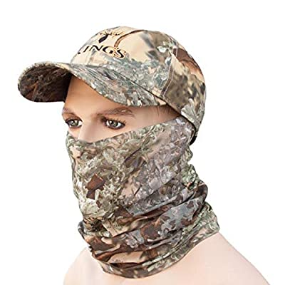 King's Camo Lightweight Head and Neck Gaiter