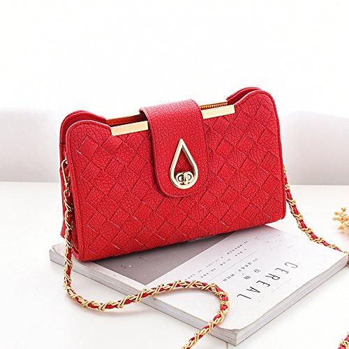 Correspond Sac Fashionista Le Lady Nouveau Wine Red xgn0I