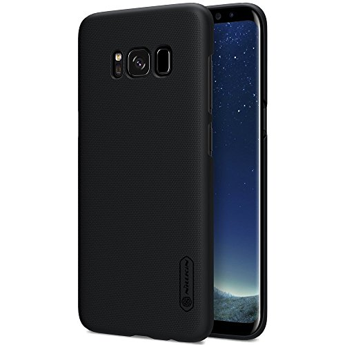 Nillkin Plastic Back Cover for Samsung Galaxy S8  Black