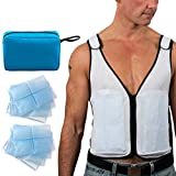 Best Cooling Vests - New Home Innovations Cooling Vest | Ice Vest Review