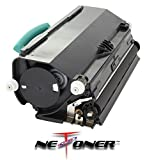 New Era Toner © Replacement Toner Cartridge for use in Lexmark (E260A11A E260A21A, E360H11A, E460X11A) E260, E260d, E260dn, E360, E360d, E360dn, E460, E460d, E460dn, E460dw, E462dtn Series