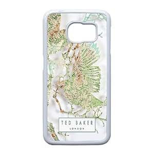 Custom Phone Case Ted Baker For Samsung Galaxy S6 Edge A56744