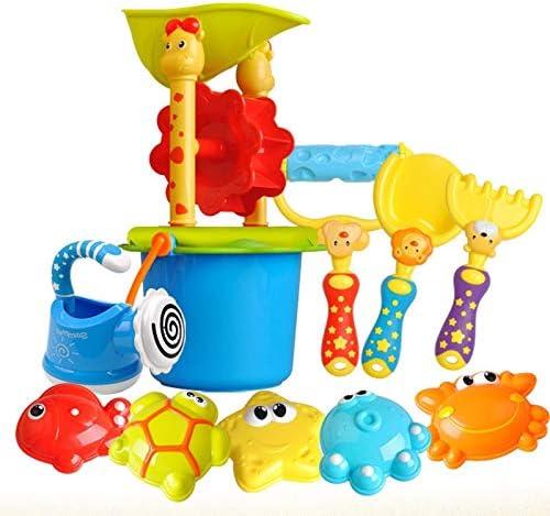 子供の夏の砂のおもちゃ、ビーチのおもちゃセット、知育玩具、親 - 子供のおもちゃ、砂描画道具、公園と海に美しい思い出を残す