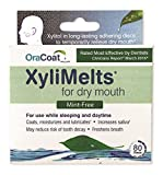 Beauty : XyliMelts for Dry Mouth, Mint-Free, 80-Count Box