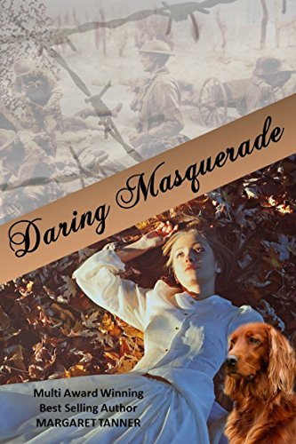 Book: Daring Masquerade by Margaret Tanner