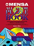 Mensa All-Color Puzzle Book, Robert Allen and Carolyn Skitt, 1552095002