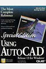 Using Autocad Release 13 for Windows/Book and Disk (Using ... (Que)) Paperback
