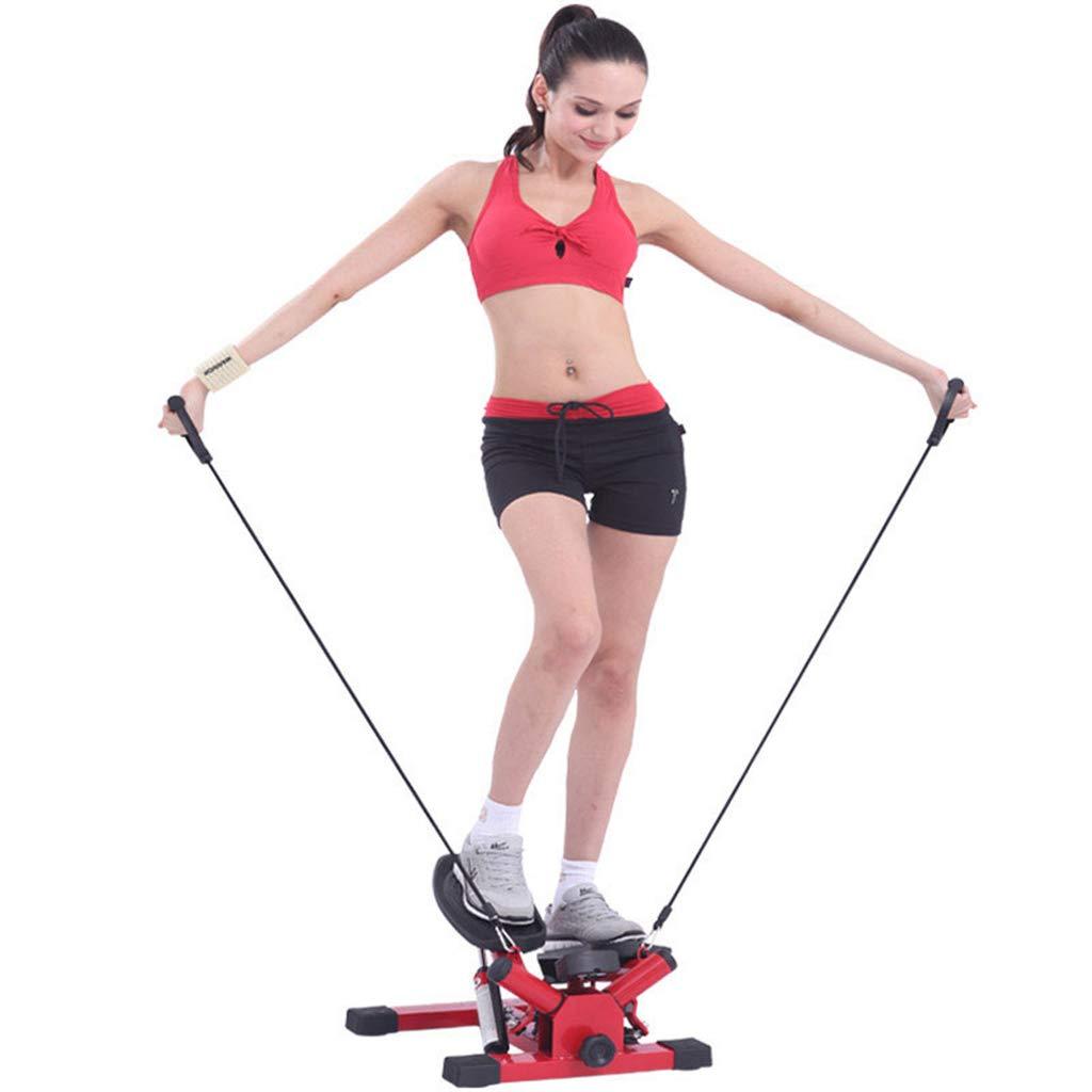 DWW Multifunktionale hydraulische Schaukel Stepper Stovepipe Gewichtsverlust Heimfitnessgeräte