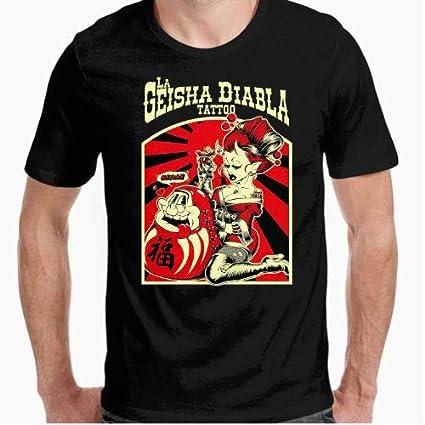 Positivos Camisetas Vintage Tatoo - M