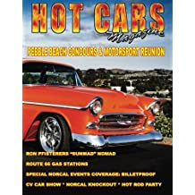 HOT CARS No. 33: The Nation's Hottest Motorsport Magazine!