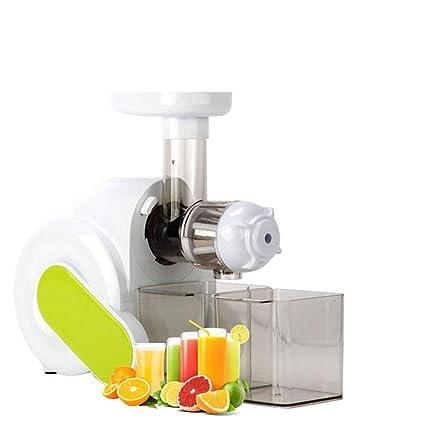 Wdj Multifuncional Máquina De Jugos De Frutas Y Verduras con Jugo Antioxidante De Baja Velocidad