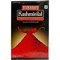 Everest Powder, Kashmirilal Ground Chilly, 100g Carton