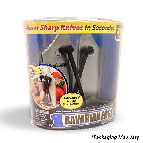 bavarian edge knife sharpener by bulbhead sharpens hones. Black Bedroom Furniture Sets. Home Design Ideas