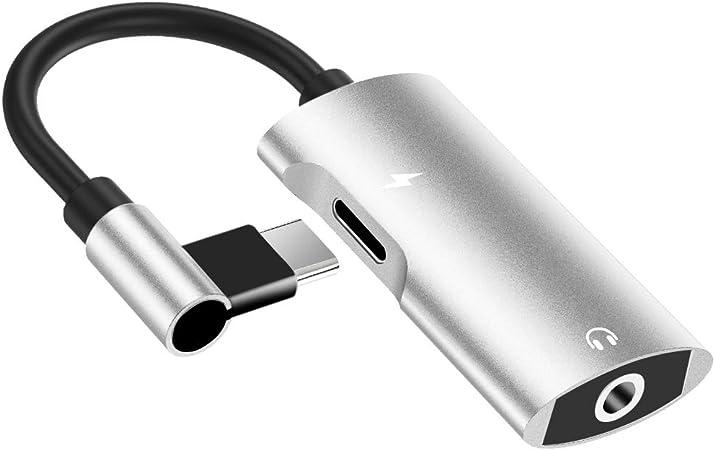 Lama Usb Typ C Adapter 90 Usb C Auf 3 5mm Klinke Elektronik