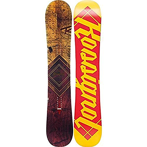 Rossignol Men's Templar Magtek All Mountain Snowboard - (158cm Snowboard)