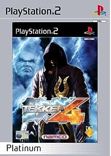 Tekken 5 Ps2 Case Only Teken sony Playstation 2, 2005 Free Shipping
