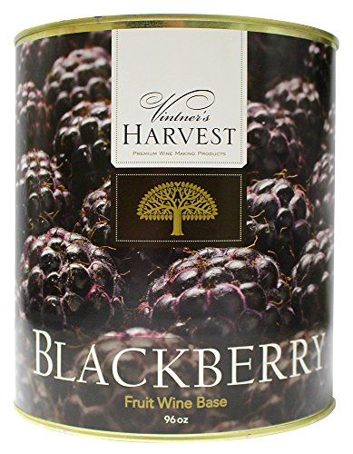 (Blackberry (Vintner's Harvest Fruit Bases) 96 oz)