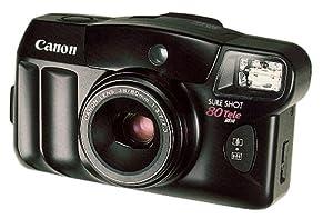 Canon Sure Shot Tele 80 35mm Camera by Canon