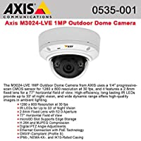 AXIS M3024-LVE Network Camera - T - 0535-001 by Generic