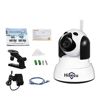 Seguridad para El Hogar Cámara IP Wi-Fi Inalámbrico Inteligente para Mascotas Perro WiFi Cámara