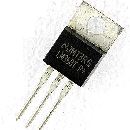5PCS LM350 LM350T IC NSC//FSC//en TO-220 Nuevo