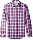 BOSS Green Mens C-Bustai Large Check Long Sleeve Shirt