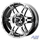 KMC Wheels XD Series  Spy Wheel with Chrome Finish (17x8''/8x180mm)