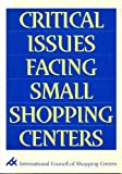 img - for Critical issues facing small shopping centers book / textbook / text book