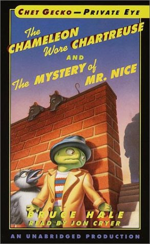 Chet Gecko, Private Eye Volume 1: The Chameleon Wore Chartreuse; The Mystery of Mr. Nice
