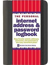 The Personal Internet Address & Password Log Book (Organizer)