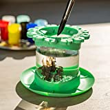 Paint Brush Cleaner Rinse Cup (All-in-One) Fine