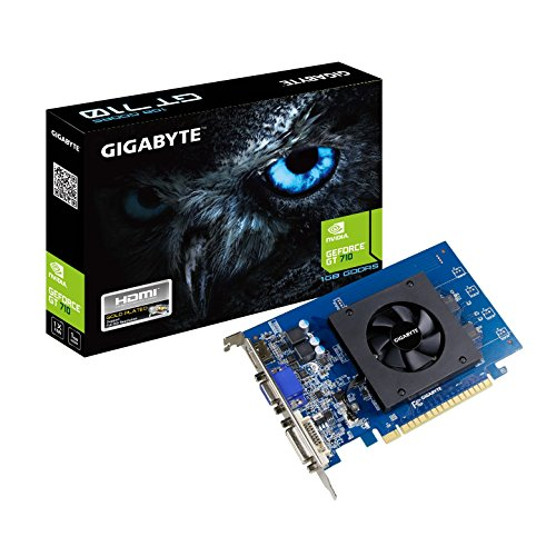Gigabyte GeForce GT 710 1GB Graphic Cards GV-N710D5-1GI