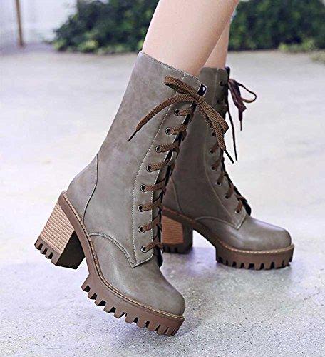 Ellie Shoes, Stivali donna As Shown S