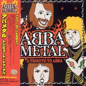 Abba Metal by King Japan