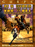GURPS Old West, Robert E. Smith, 1556344392