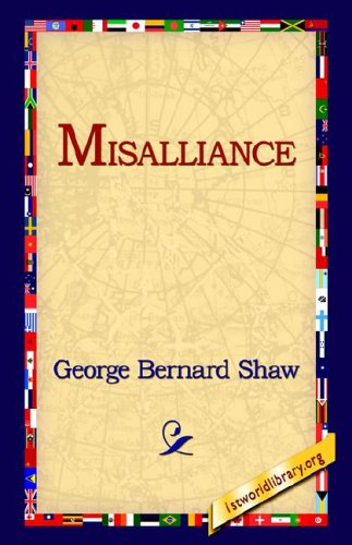 Download Misalliance pdf epub