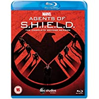 Marvel Agents of S.H.I.E.L.D.: Season 2 on Blu-ray