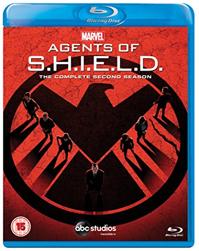 Marvel Agents Of S.H.I.E.L.D.: Season 2 (Standard Edition) [Blu-ray] [Region Free]