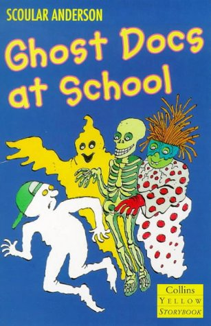 book cover of Ghost Docs At School