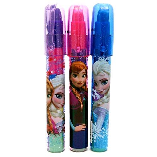 (Disney Frozen 3 Piece Rocket Eraser)