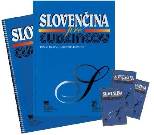 Slovencina Pre Cudzincov: 3 Audio-cassettes