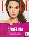 Elle Magazine March 2018 Angelina Jolie- What She's Fighting For Now