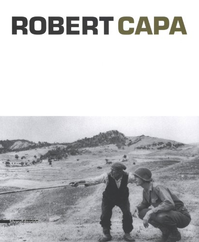 Robert Capa (English, French and Italian Edition)